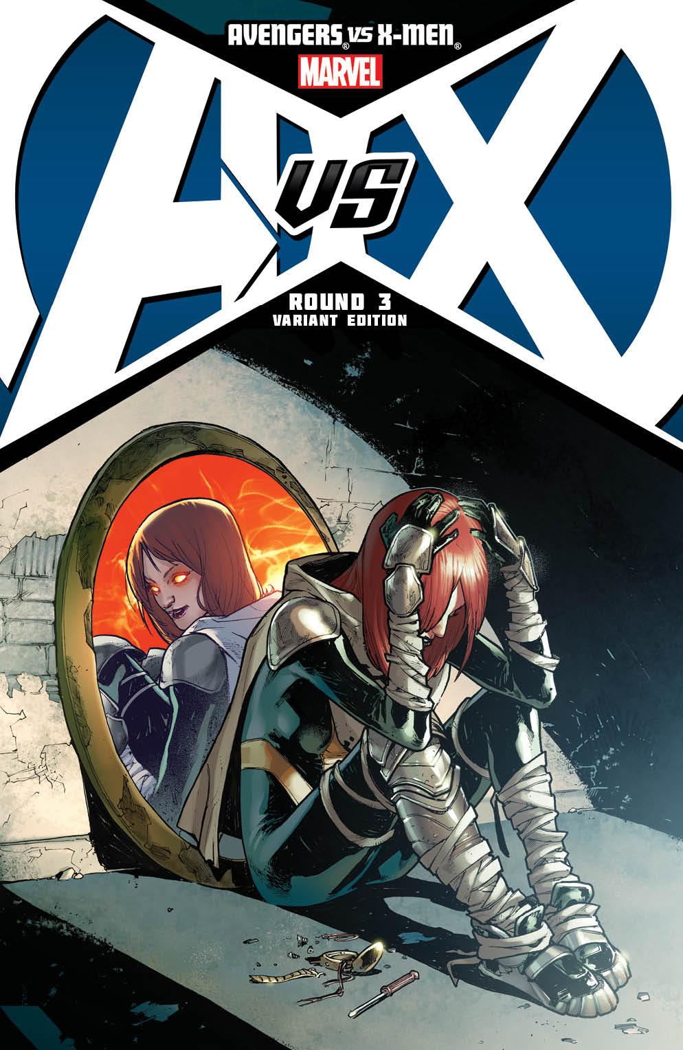 AvengersVSXMen_3_VariantPichelli Marvel releases May AVENGERS VS. X-MEN covers