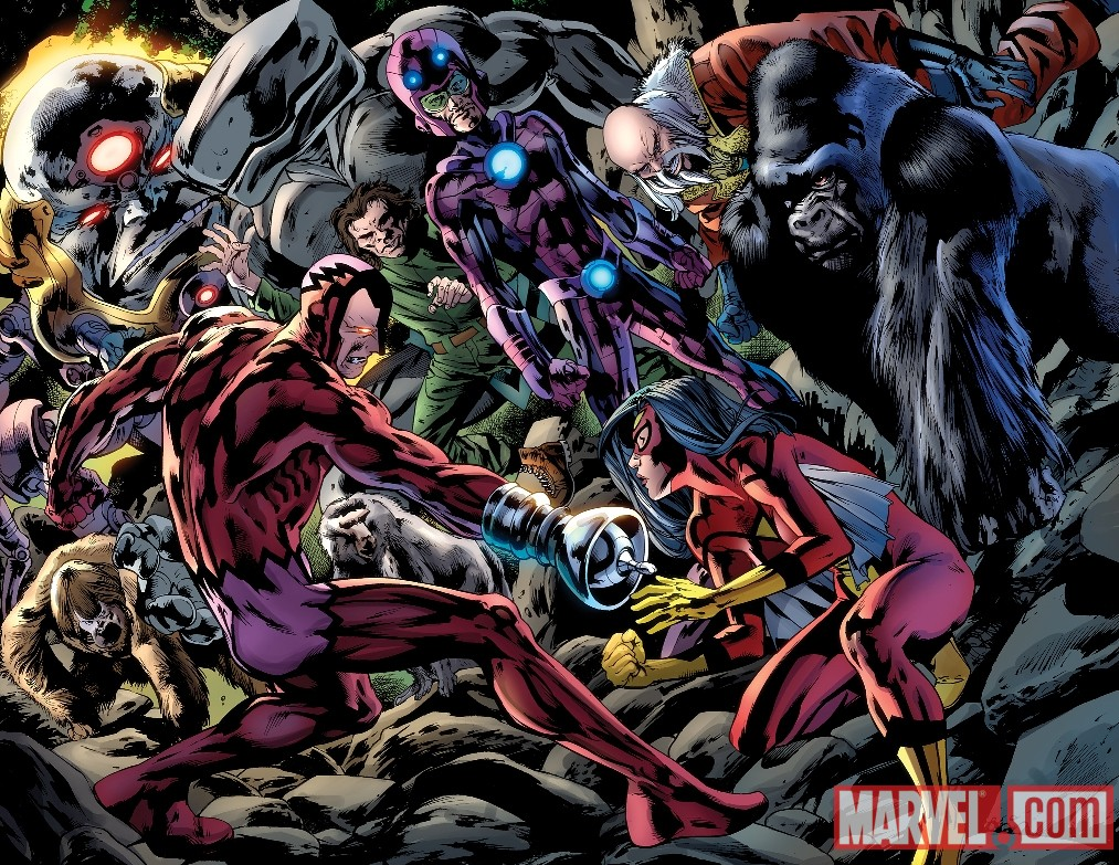 Avengers_12POINTONE_Preview3 First Look at AVENGERS #12.1