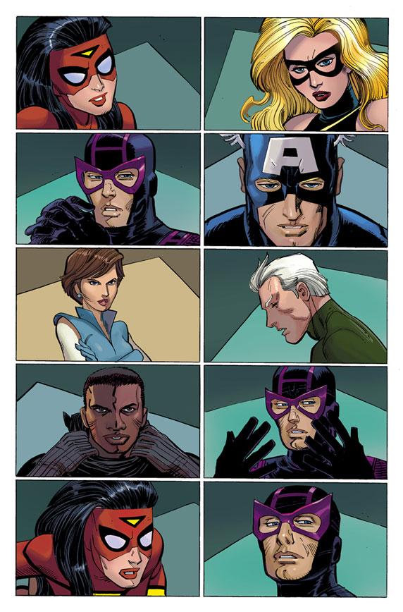 Avengers_14_Preview1 First Look At AVENGERS #14