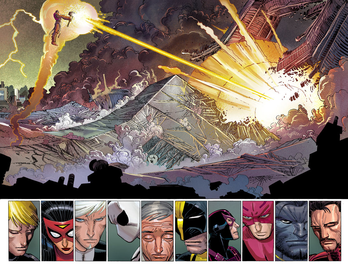 Avengers_14_Preview3 First Look At AVENGERS #14