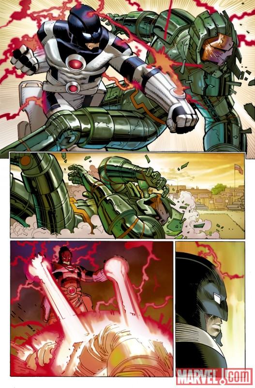 Avengers_2_Preview1 First Look At AVENGERS #2