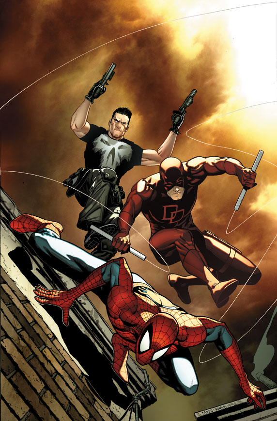 AvengingSpiderMan_6_Cover First Look at AVENGING SPIDER-MAN #6