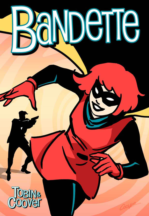 Bandette_cover1 MonkeyBrain Comics signs digital deal with comiXology