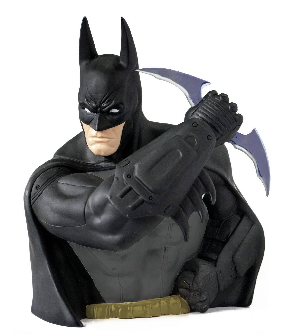 BatmanBustBank PREVIEWS offers a trio of exclusive new Bust Banks