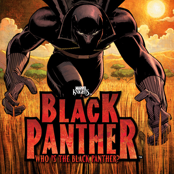 BlackPanther_MKA_Cover Marvel announces new BLACK PANTHER animated series