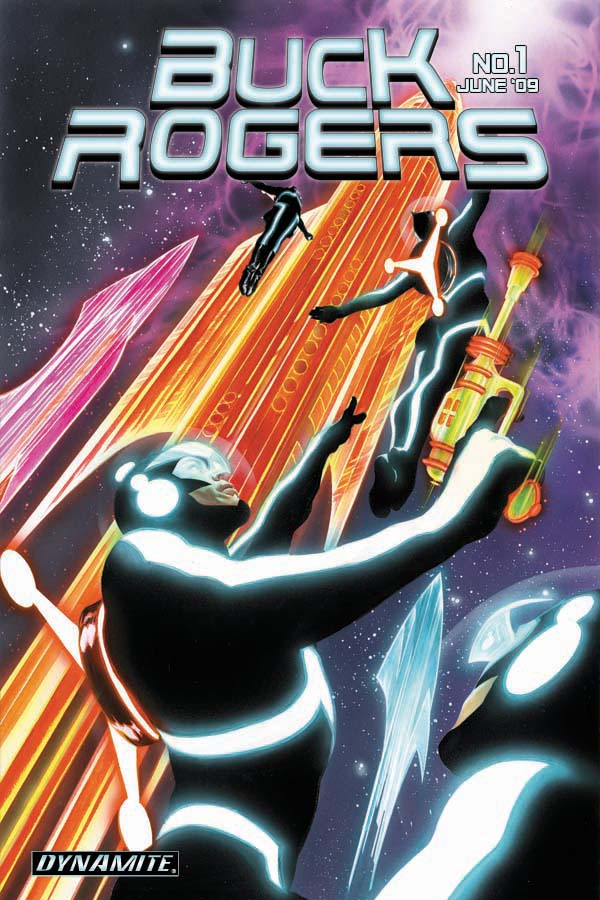 BuckRogers01cov-Ross Dynamite's Buck Rogers #0:  The Future Begins May 2nd