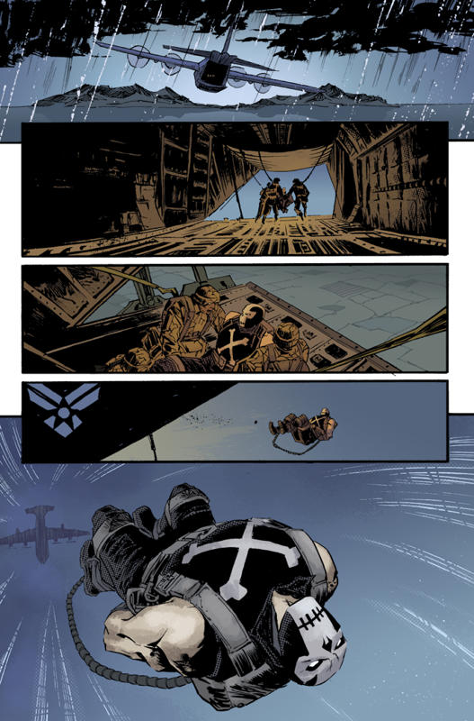 CAPANDCROSS_Preview1 First Look at CAPTAIN AMERICA AND CROSSBONES #1