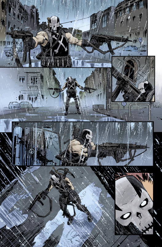 CAPANDCROSS_Preview3 First Look at CAPTAIN AMERICA AND CROSSBONES #1