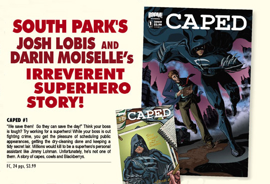 CAPED_01_cvr Caped #1 Preview