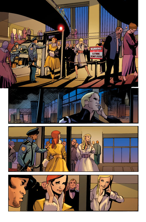 CAPTAINAMERICA_THESECRETAVENGERS_1_Preview4 First Look at CAPTAIN AMERICA AND THE SECRET AVENGERS #1