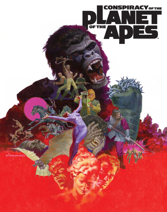 COTPOTACover CONSPIRACY OF THE PLANET OF THE APES to launch in July