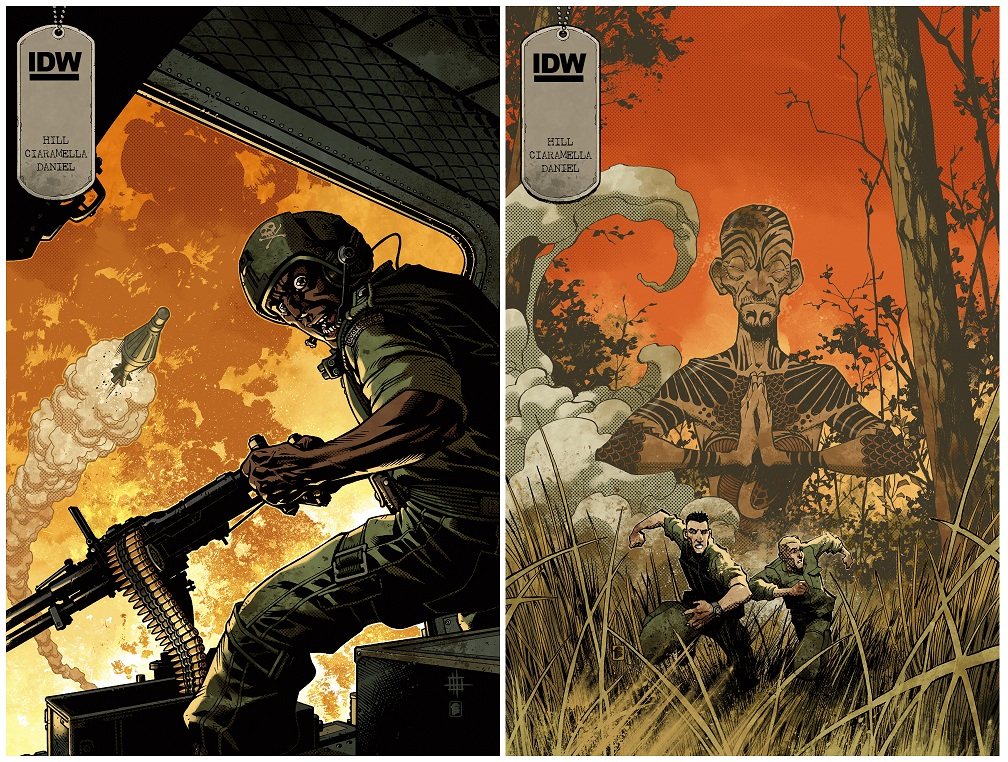 Cape_cover_dogtag_color IDW reveals the origins of THE CAPE in new miniseries