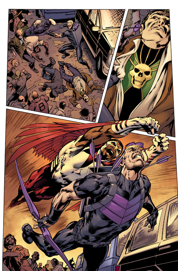 CaptainAmerica_10_Preview4 First Look at CAPTAIN AMERICA #10