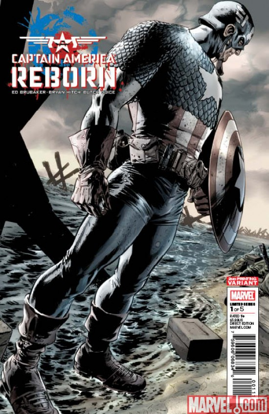 CaptainAmerica_Reborn_01_SecondPrinting Captain American Reborn #1 Returns With New Printing