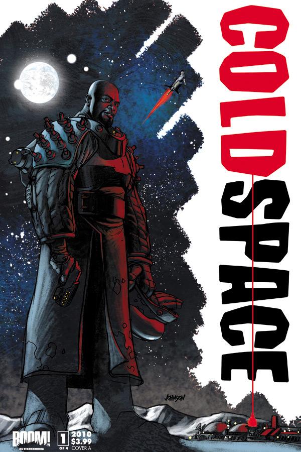 ColdSpace_01_cvrA BOOM! Studios and Samuel L. Jackson bring you Cold Space
