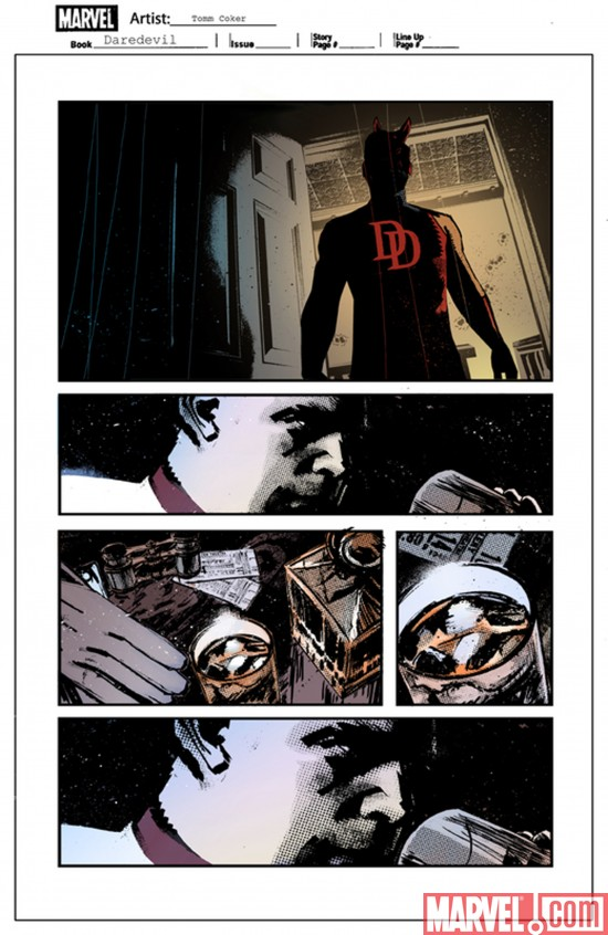 DD_Noir_01_Preview1 Daredevil Noir #1 Preview