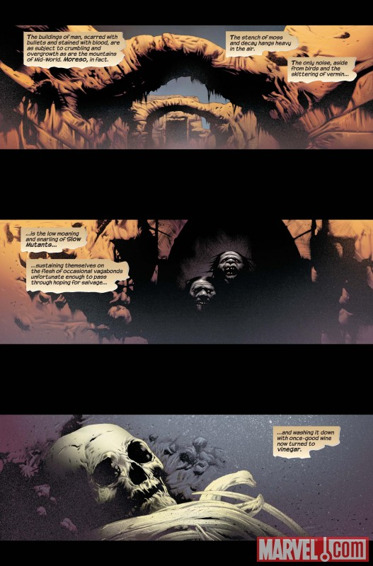 DT_BattleofJerichoHill_01_Preview3 Dark Tower: The Battle of Jericho Hill Begins Today