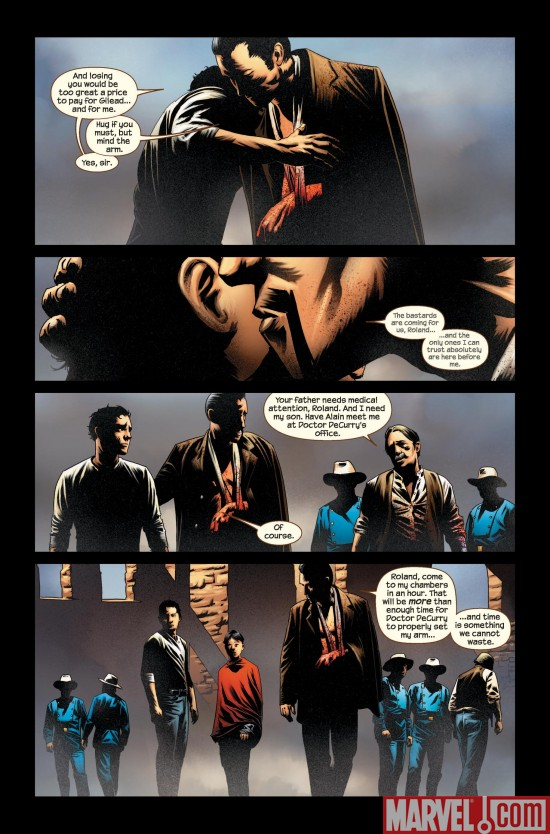 DarkTower_TheFallofGilead_05_Preview6 Preview of Dark Tower The Fall of Gilead #5