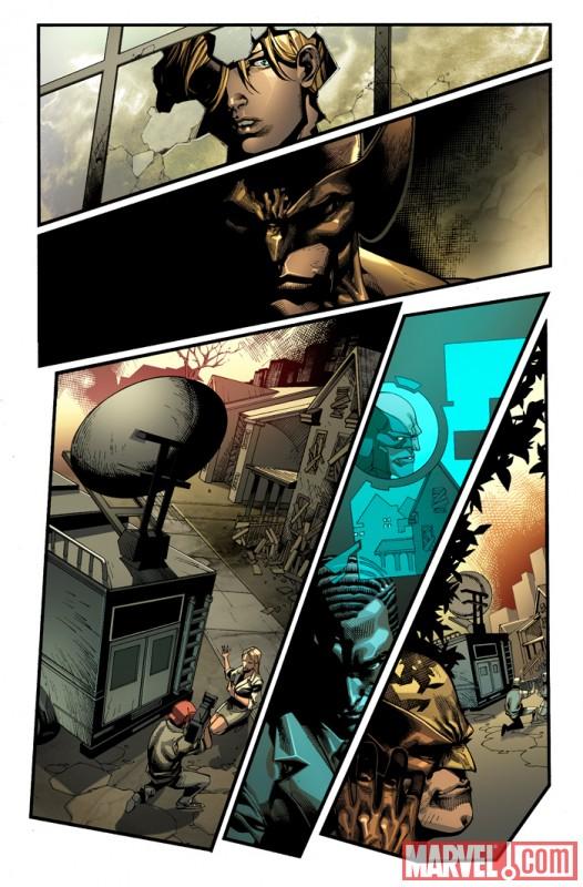 DarkWolverine_80_Preview1 Preview Daken's Revenge and Dark Wolverine issue 80