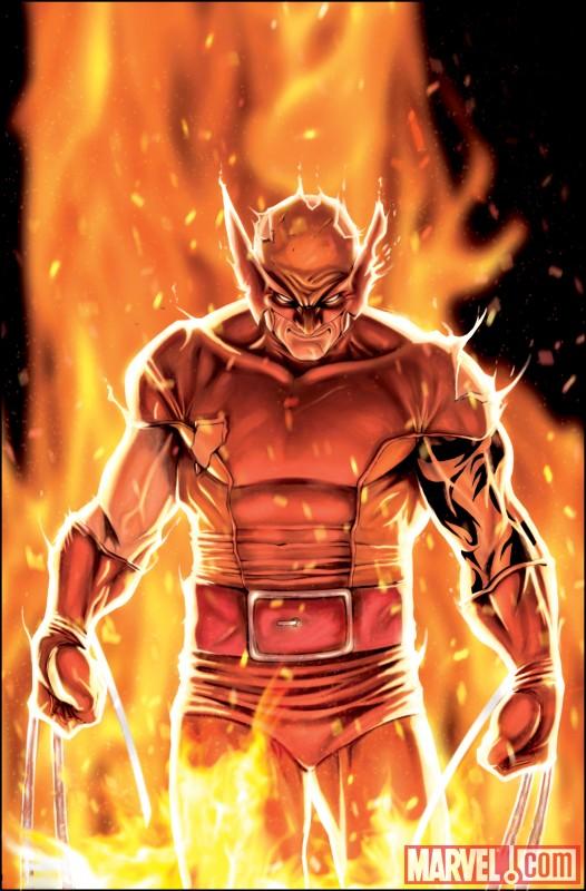 DarkWolverine_80_VariantCover Preview Daken's Revenge and Dark Wolverine issue 80