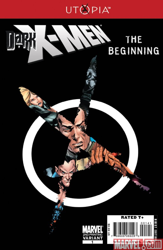 DarkX-Men_TheBeginning_01_SecondPrintingVariant Dark X-Men The Beginning #1 Sells Out, Returns With New Printing