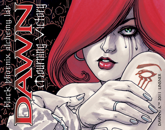 Dawn_MourningVictory Black Phoenix debuts 3 new scents to benefit Hero Initiative