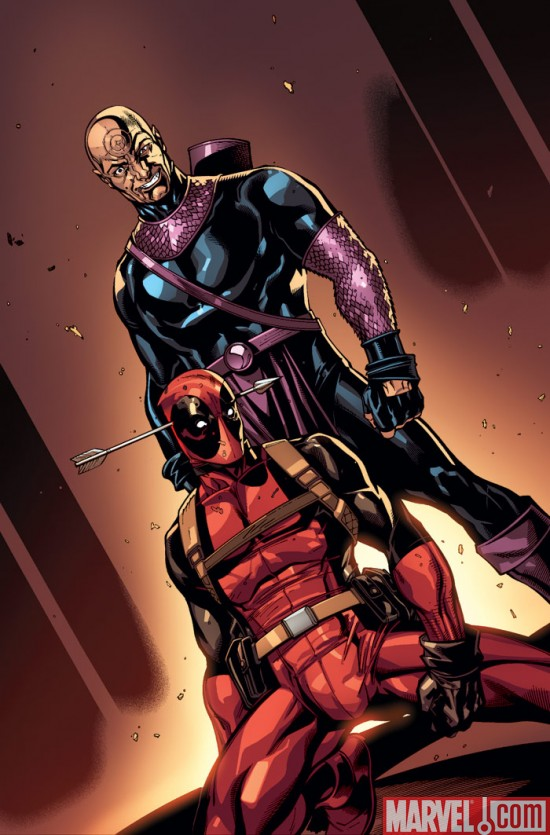 Deadpool_10_SecondPrintingCover Deadpool #10 Sells Out, Gets Second Printing