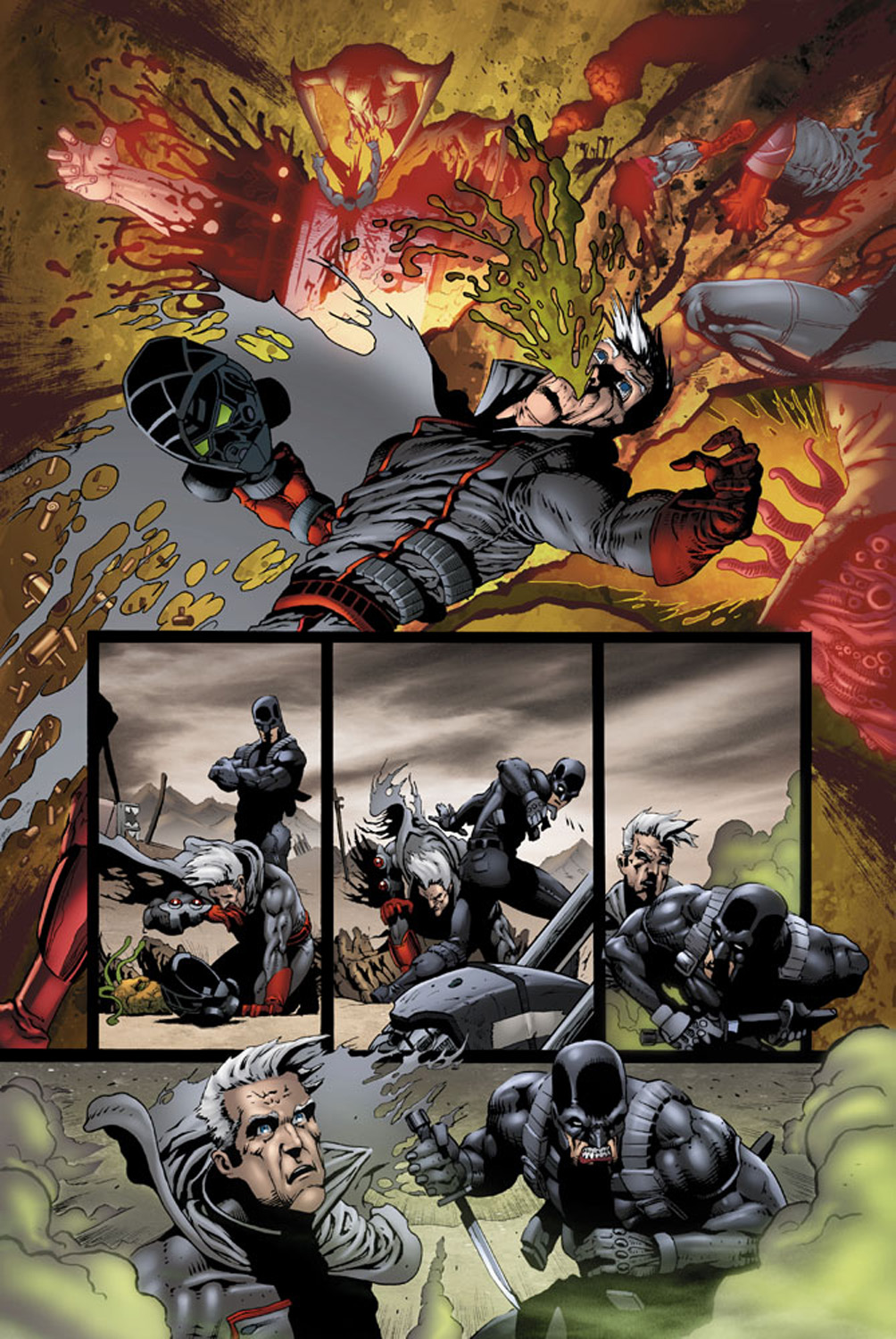 EXT_Line_01_07 BOOM! Studios launches EXTERMINATION for only $1