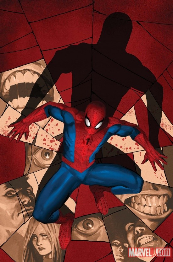 FEARITSELF_SPIDERMAN_1_Cover FEAR ITSELF Targets SPIDER-MAN