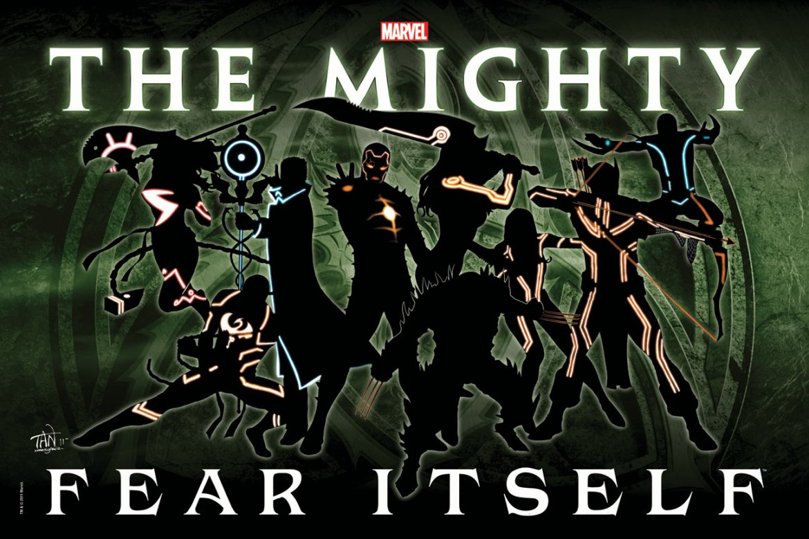 FEARITSELF_THEMIGHTY FEAR ITSELF: Can The Mighty stop The Worthy?