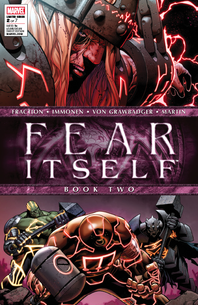 FEAR_ITSELF_2_Cover First Look At FEAR ITSELF #2
