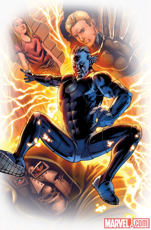 FF_581_Preview1 First Look At FANTASTIC FOUR #581