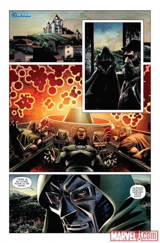 FF_583_PREVIEW1 First Look At FANTASTIC FOUR: THREE