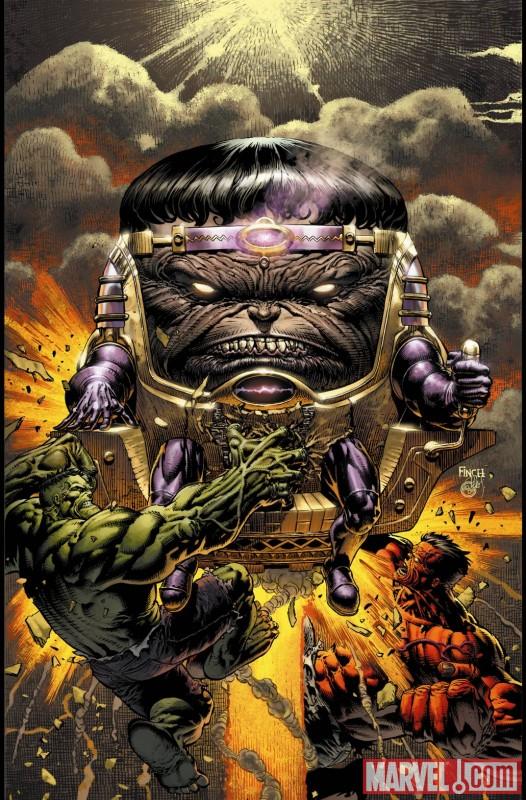 FOHALPHAVAR Preview The Fall of the Hulks