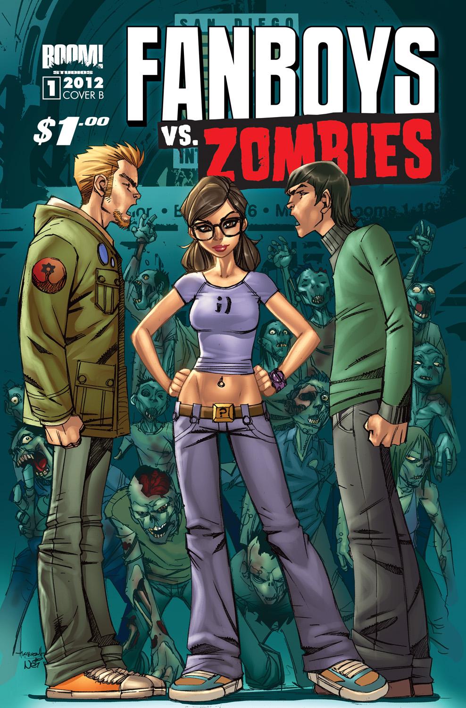 FanboysVSZombies_1_CVB ComicList: BOOM! Studios for 04/04/2012