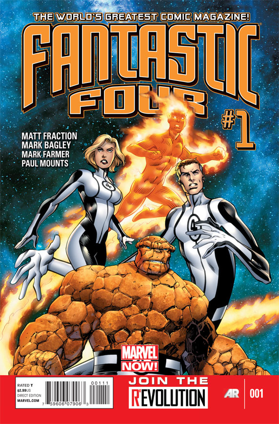 FantasticFour_1_Cover Marvel NOW! unleashes THOR: GOD OF THUNDER #2 cover