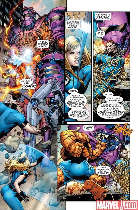 FantasticFour_570_Preview4 A First Look Inside FANTASTIC FOUR #570