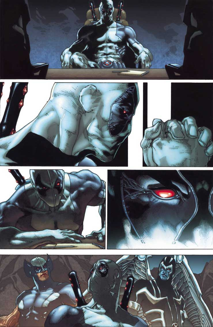 First Look at FEAR ITSELF UNCANNY XFORCE 1
