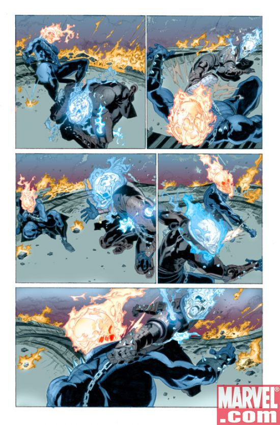 GhostRider_29_Preview3 Ghost Rider #29 Preview