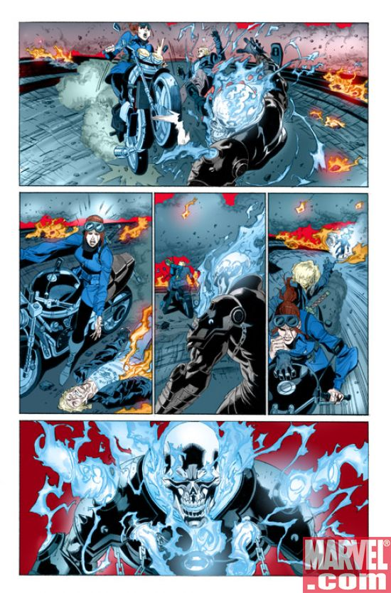 GhostRider_29_Preview4 Ghost Rider #29 Preview