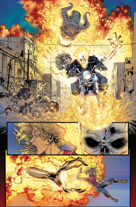 GhostRider_p1_Preview1 First Look at GHOST RIDER #0.1