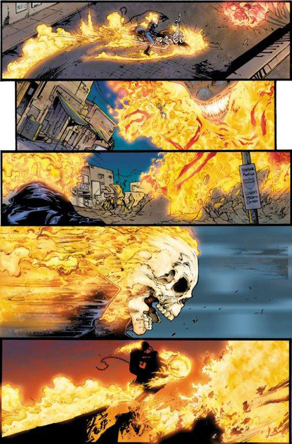 GhostRider_p1_Preview3 First Look at GHOST RIDER #0.1