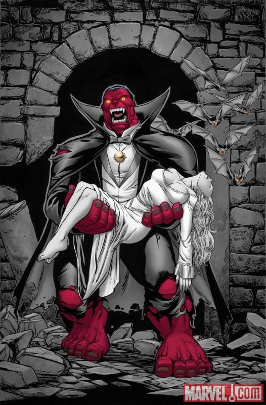 HULK_26_Vamp Marvel reveals Vampire Variant covers