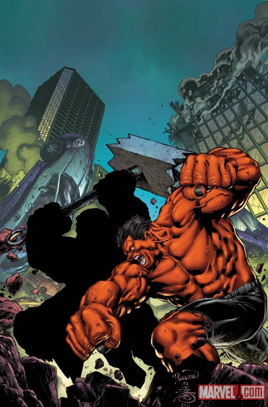 HULK_37_Cover FEAR ITSELF smashes The Red HULK