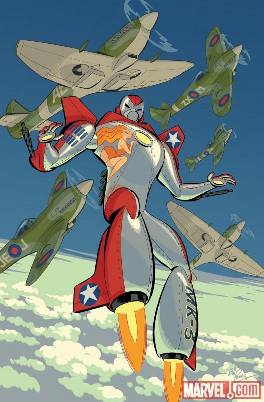 IMLEGACY3_DESIGNVAR Marvel Unveils Iron Man By Design 2.0
