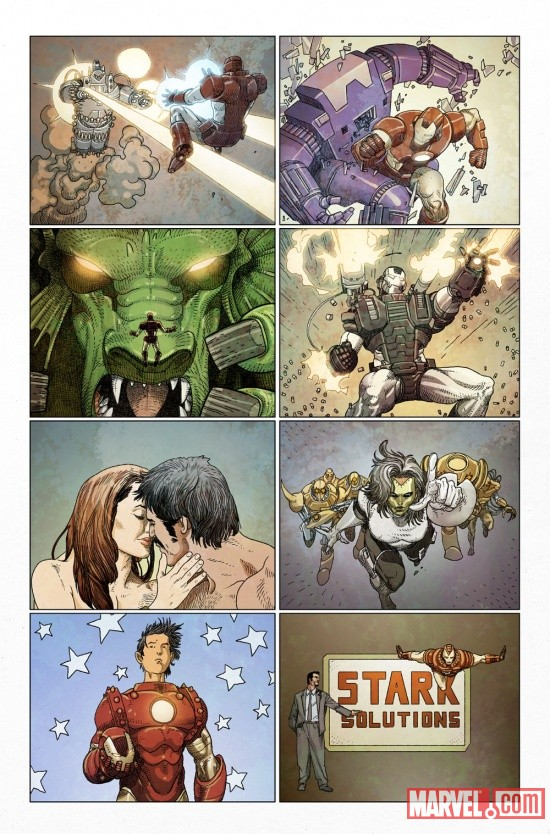 INVIRONMAN_500p1_Preview4 Marvel Point One soars with INVINCIBLE IRON MAN #500.1