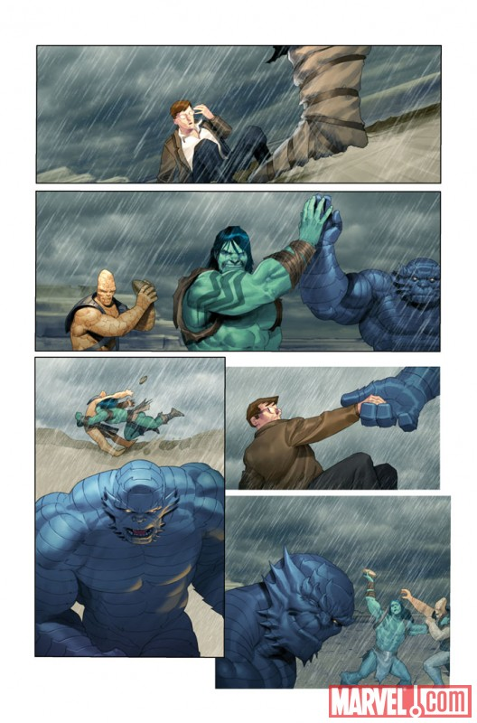 IncredibleHulk_604_Preview3 Preview of Incredible Hulk issue 604