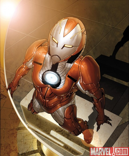 InvincibleIronMan_11_SecondPrinting The New Iron Woman Leads To Another Sell Out