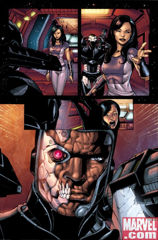 IronManDOS_33_Preview4 Iron Man Director Of SHIELD #33 Preview