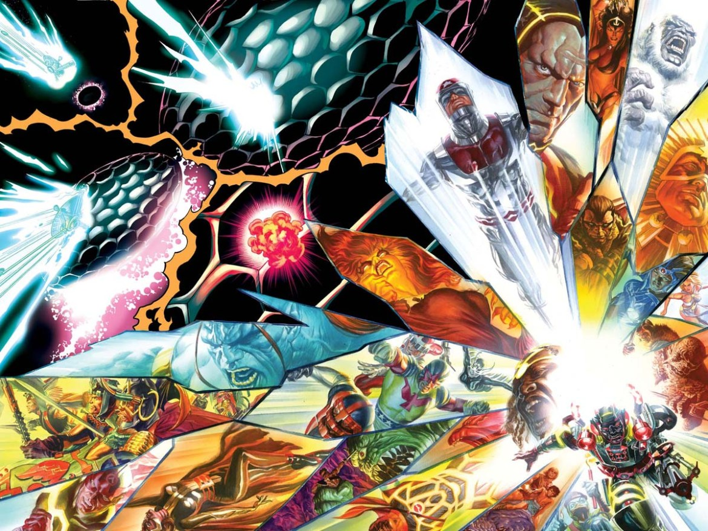 KirbyGen00-Pg10-11RossAndHerbert KIRBY: GENESIS begins May 2011